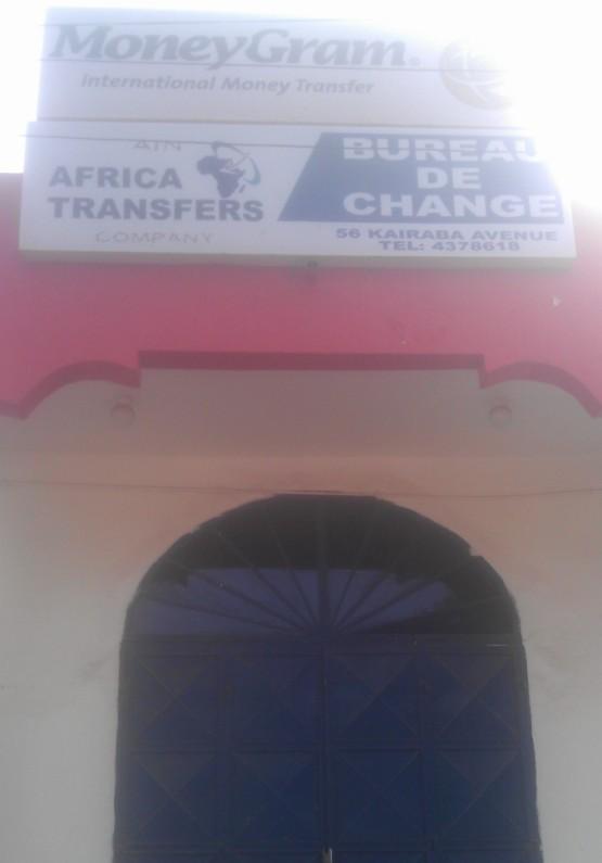 Africa Transfers Bureau De Change Gambia Ltd