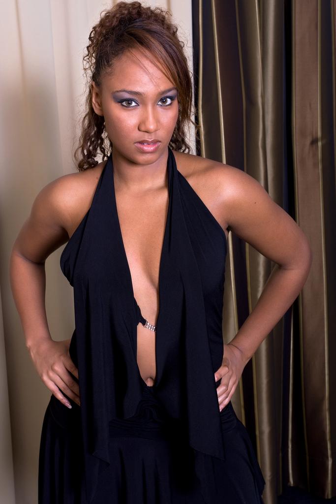 African Female Fashion Models