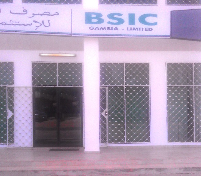 Bsic bank gambia ltd for Banque pour le commerce exterieur lao swift code