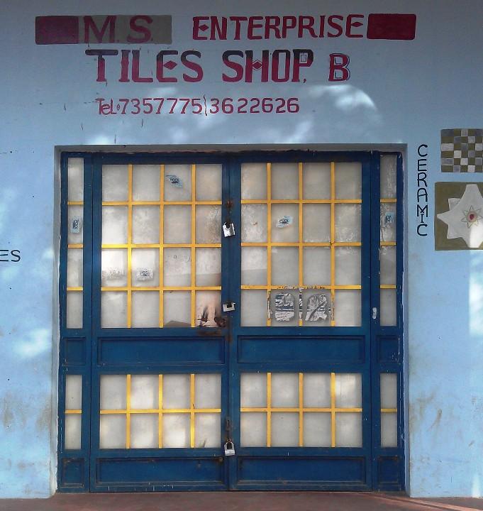 MS Enterprise Tiles Shop Gambia Ltd.