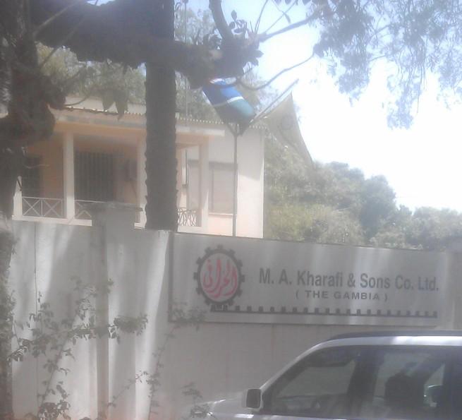 M A  Kharafi & Sons Co  Gambia Ltd  | Kairaba Avenue, Banjul