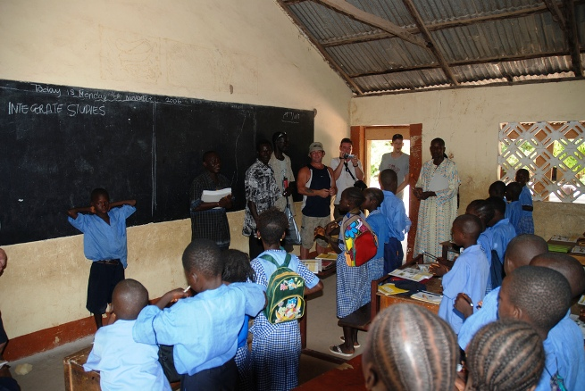 St  John's School For The Deaf, Gambia