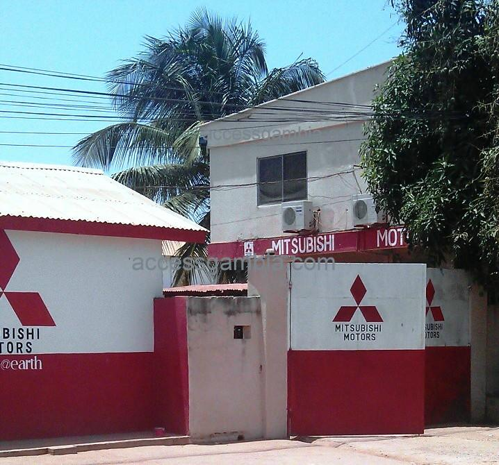 TK Motors Gambia Co Ltd Sales - Mitsubishi motors address