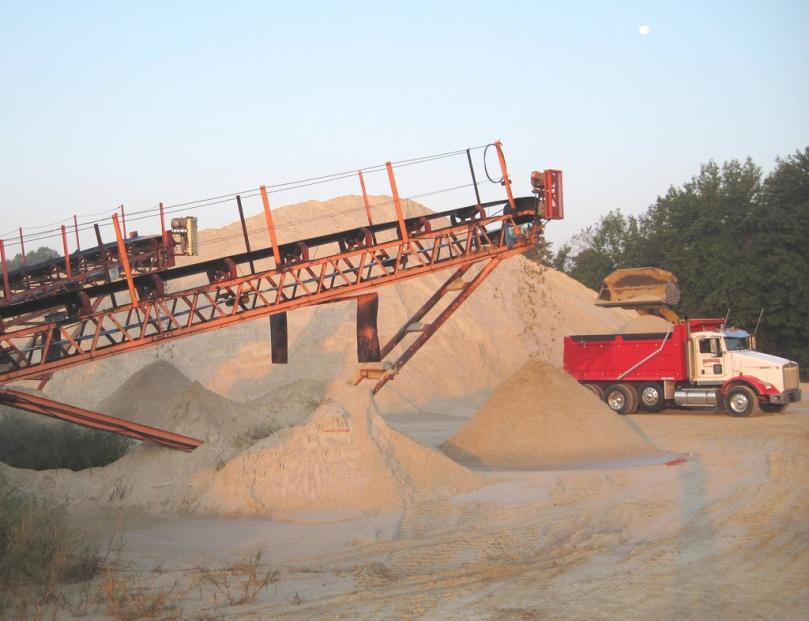 Bethesda mining zirconium