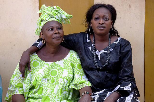 Gambia women
