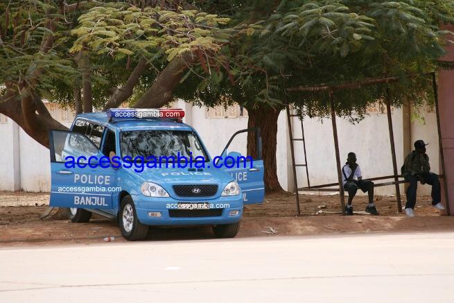 Serrekunda Police Station, Gambia