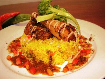 Chicken Yassa Recipe | Gambia