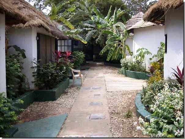 African Village Hotel, Gambia, Bakau  African Village...