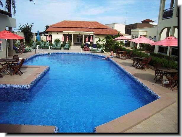 Seaview Gardens Hotel Gambia Kololi