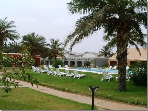 Sunbeach Hotel Gambia Cape Point