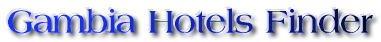 Gambia Hotels Finder