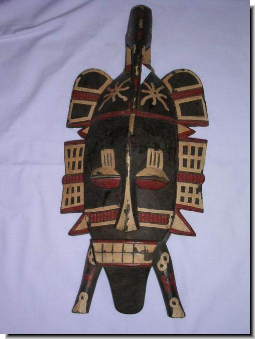 Gambian Masks African Symbolic Meanings