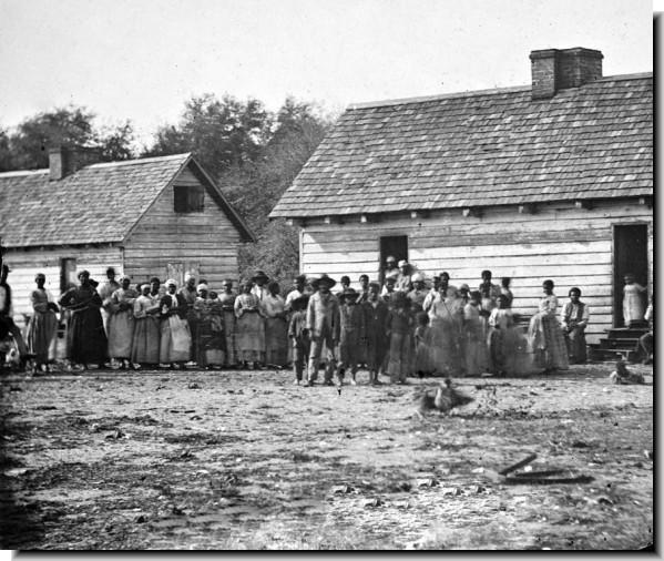 How did they capture slaves during the atlantic slave trade?