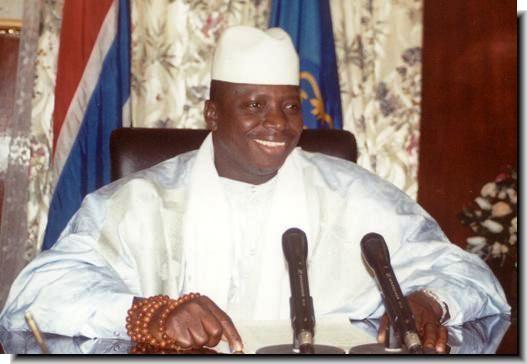 Zineb Yahya Jammeh Gambia Bans Music, Dan...