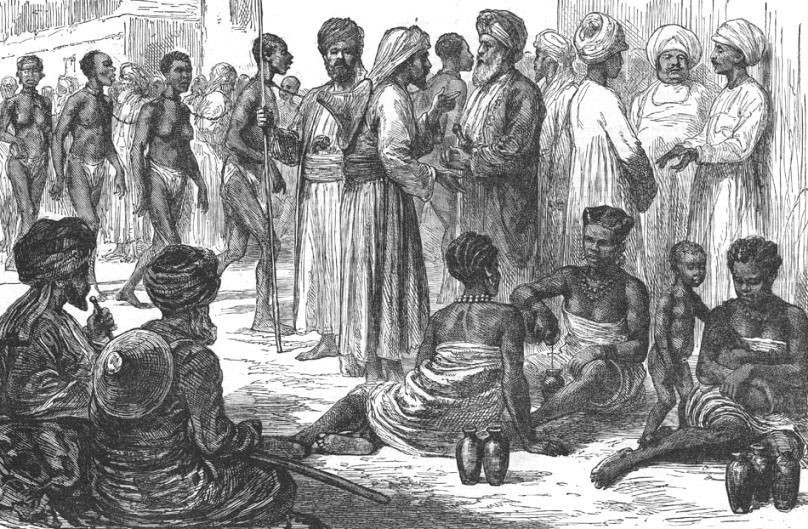 west african slave trade essays online