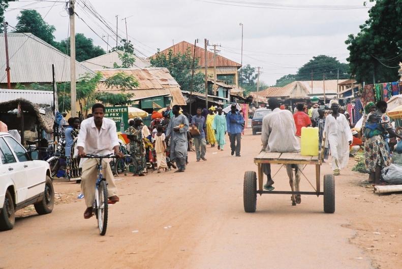 Basse Santa Su Gambia Town information