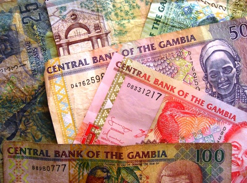 Gambia Money Information | Dalasi