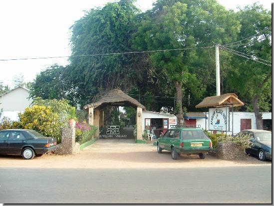 African Village Hotel Bakau Beach