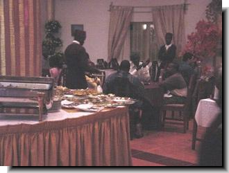Alamir lebanese restaurant kololi gambia review phone for Al amir lebanese cuisine