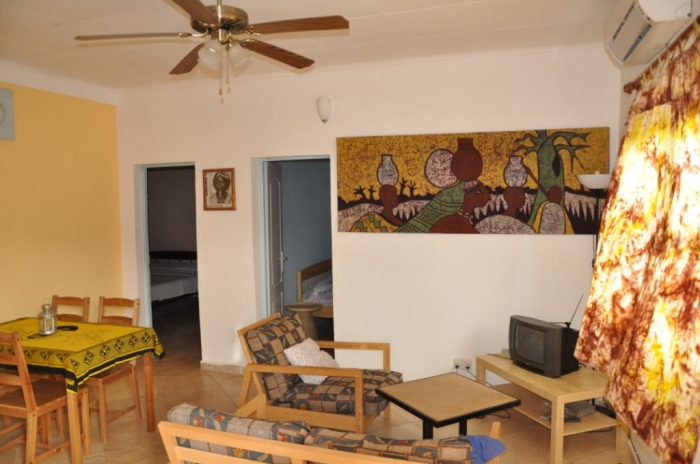 Sanchaba Yellow Apartments Kololi Gambia Holiday Rentals