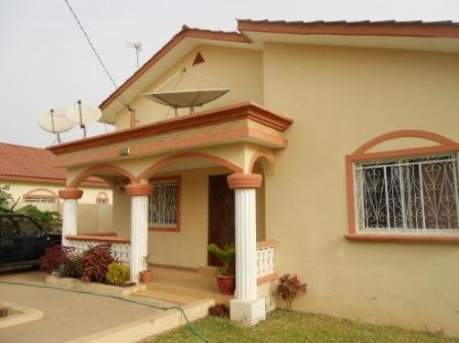Tiloo Villa Brusubi Gambia Holiday Lettings