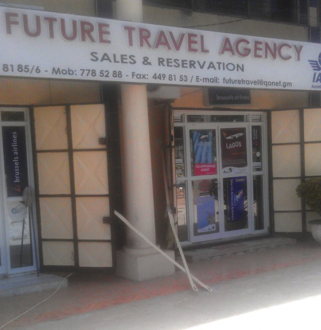 Future travel agency gambia ltd - Brussels airlines head office ...