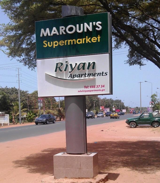 Maroun's Supermarket Gambia Co  Ltd , Kololi