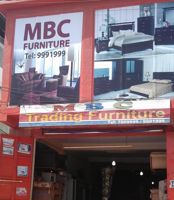 Company Furniture: MBC Trading Furniture Company Gambia Limited