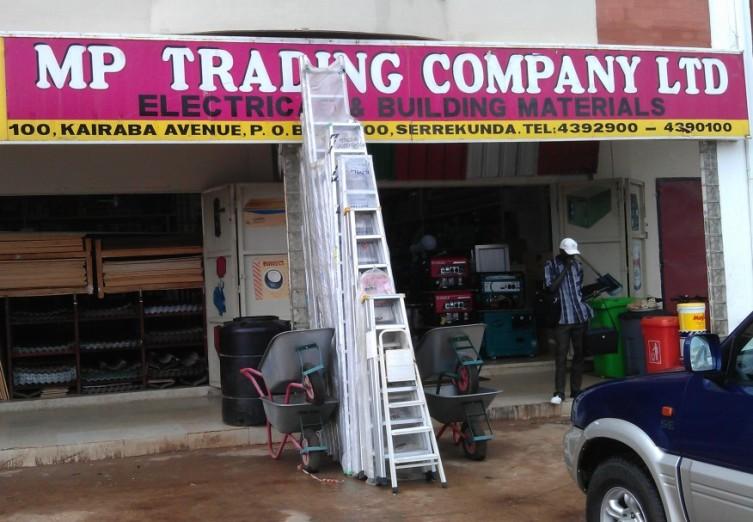 Mp Plastic Building Products Ltd