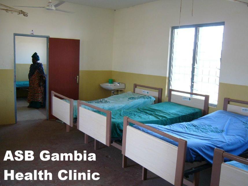 health clinic
