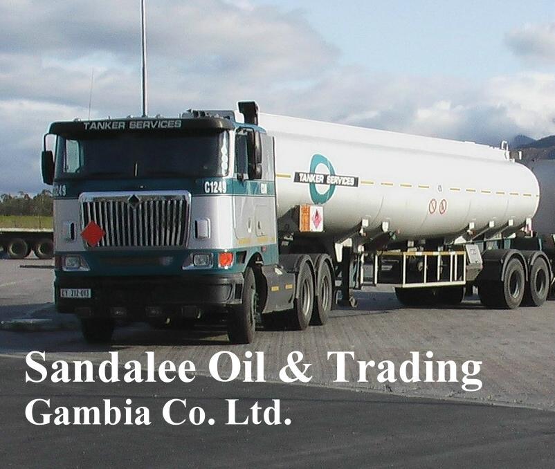 Village Auto Sales >> Sandalee Oil & Trading Co. Gambia Ltd.