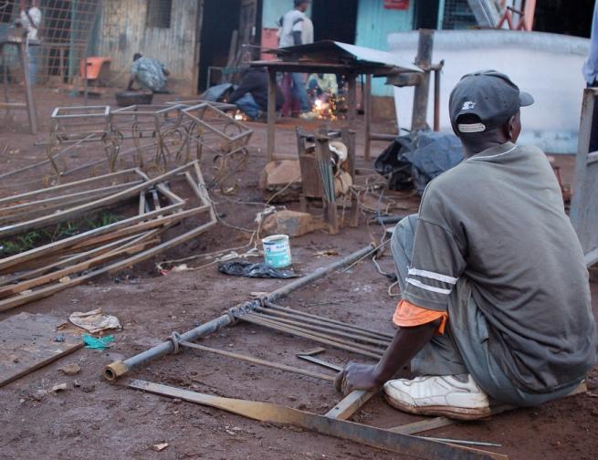 Musa S Welding Amp Metal Workshop Gambia