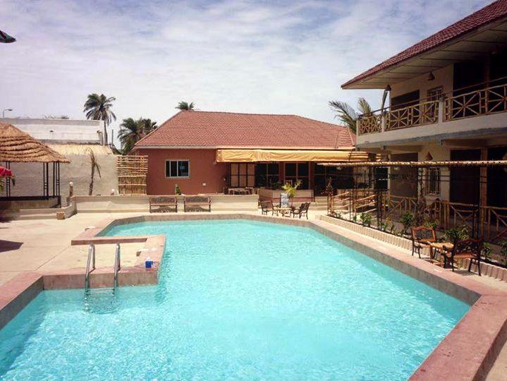 Bamboo Garden Hotel Gambia Kololi