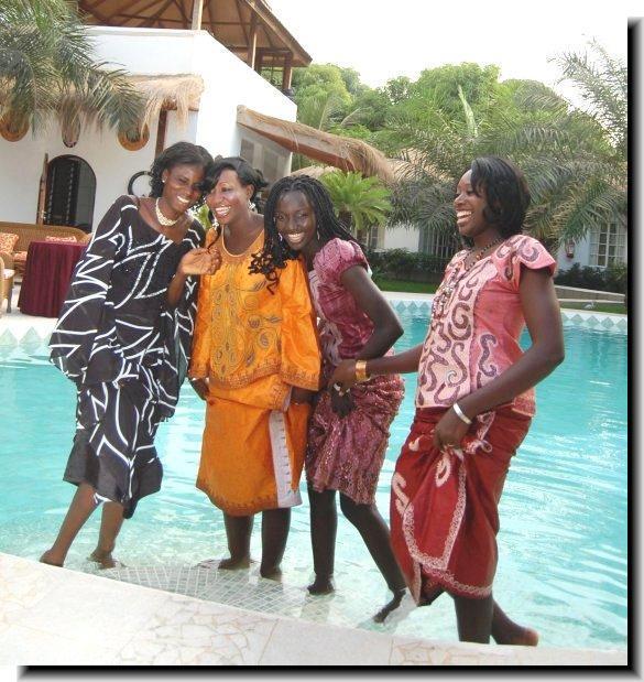 Omakan Hotel Gambia Sukuta