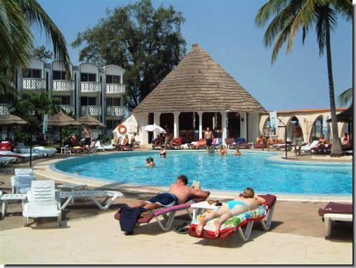 Star Hotels In Banjul Gambia