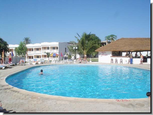 Mansea Beach Hotel Gambia Kololi