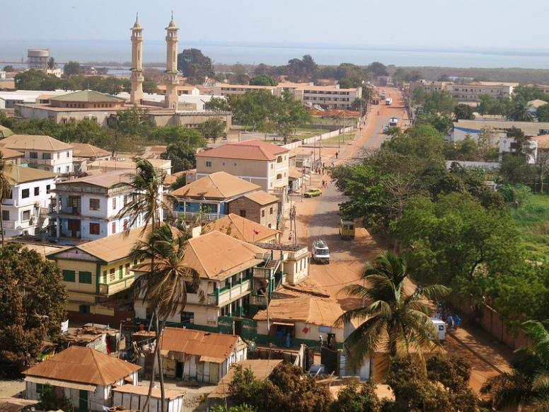 Banjul Capital on Division Page