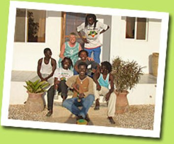 brufut village apartments gambia holiday lettings