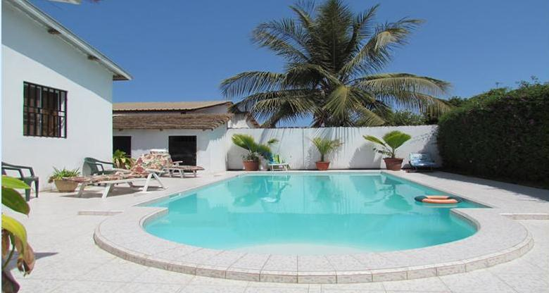 Brusubi House For Holiday Lettings Gambia